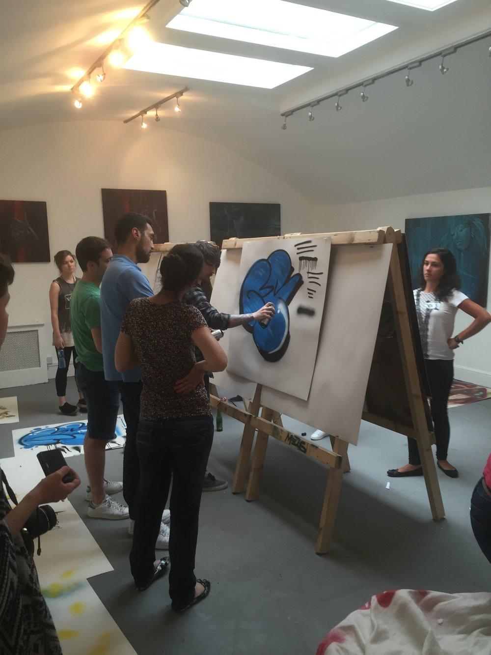 Google-Team-Bulding-Event-The-Kemp-Gallery-Dublin-Ireland-14.JPG