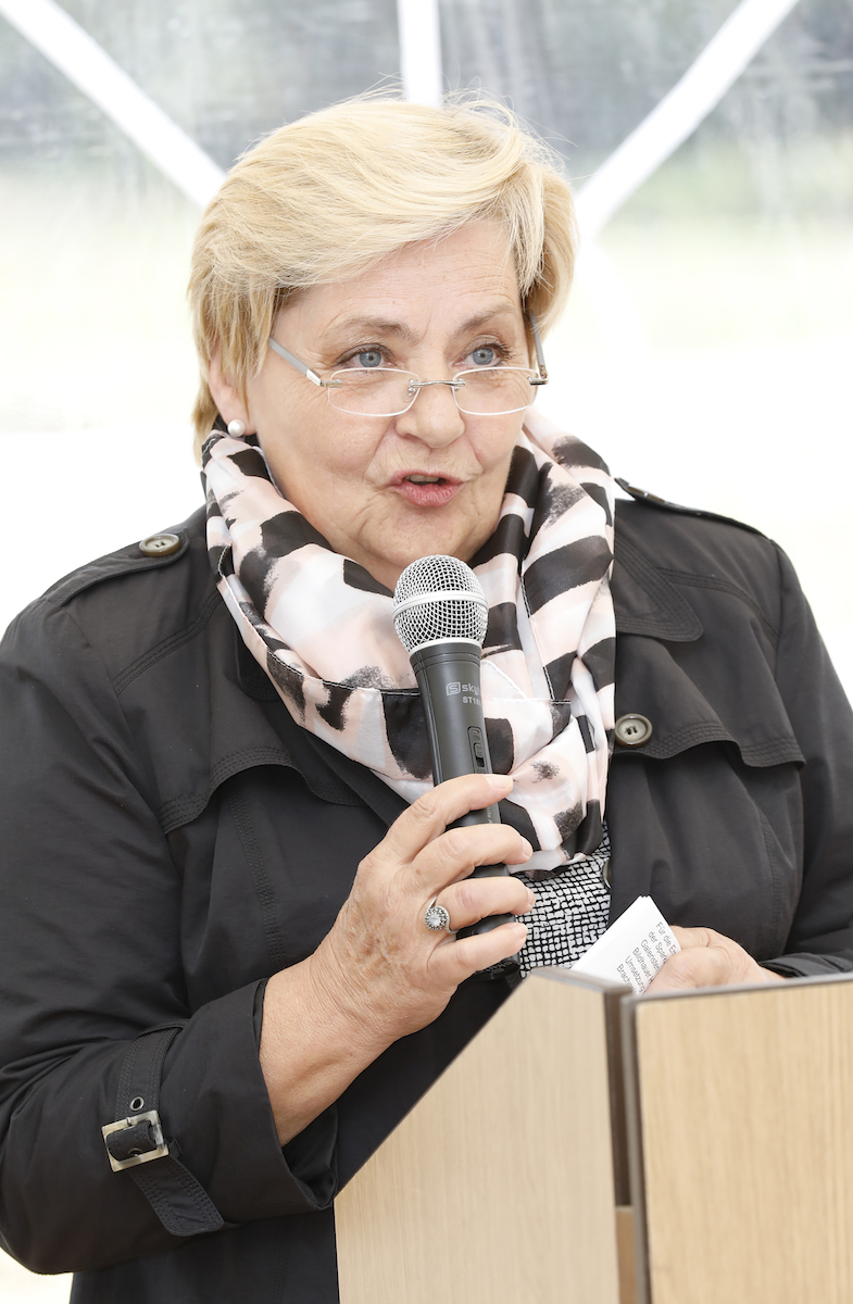 Hannelore Nimmrich, stellv. Bürgermeisterin