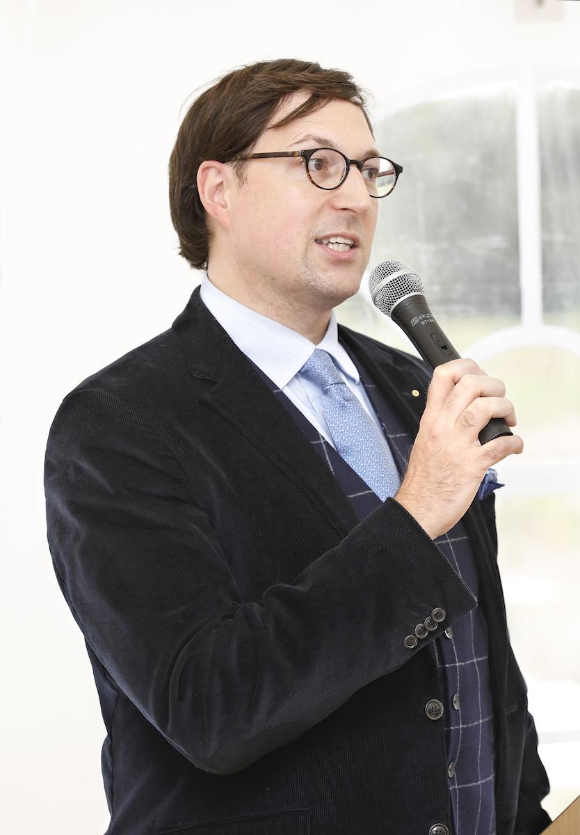 Colmar Schulte-Goltz, Kunstexperte