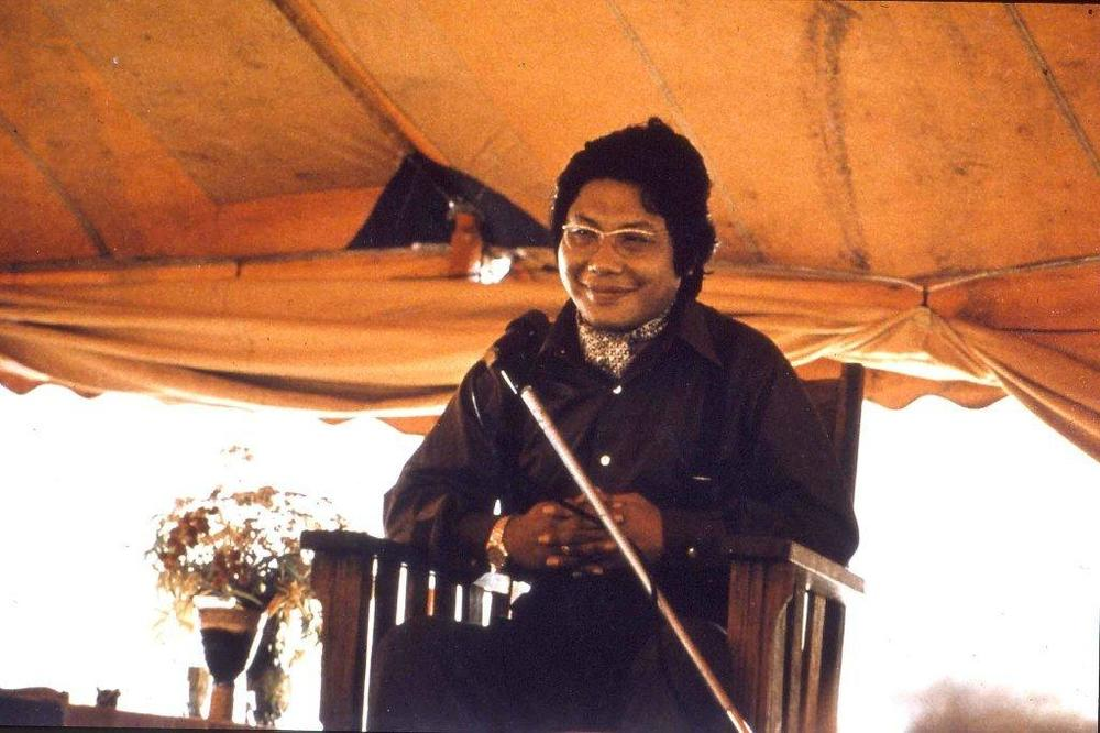 Chogyam Trungpa, US Rockies, 1974
