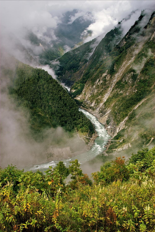 Rejoining the Brahmaputra