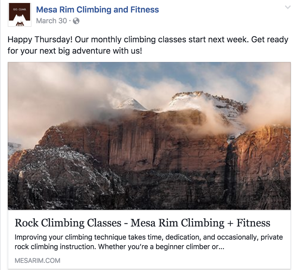 Mesa Rim Climbing Classes FB Promo.png