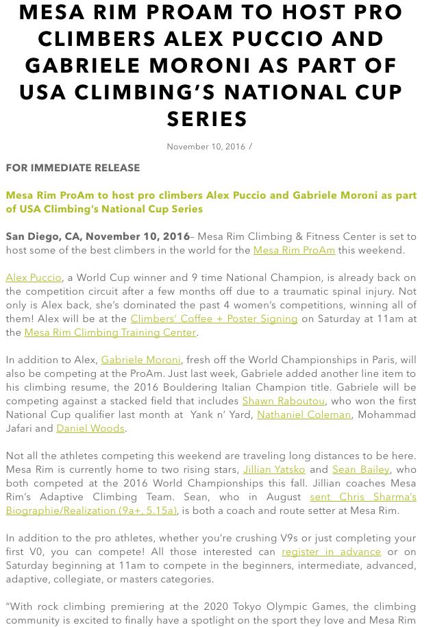 Mesa Rim ProAm Press Release for Web Blog part 1.png