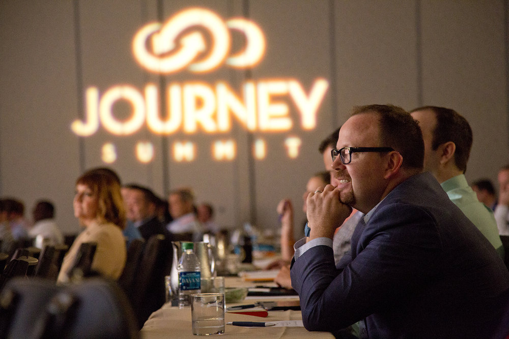 Jornaya's invitation-only event - We bring together 300+ attendees for a day and half of engaging sessions and networking opportunities for marketing, analytics, and compliance leaders in an intimate setting.