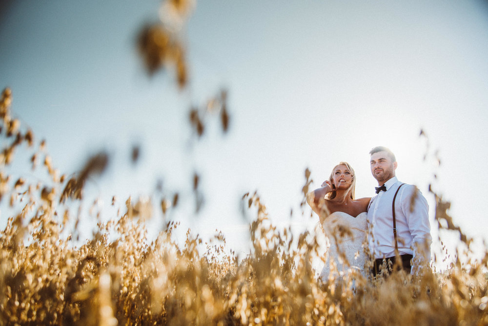 Nancarrow Farm Wedding