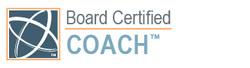 board certified coach logo