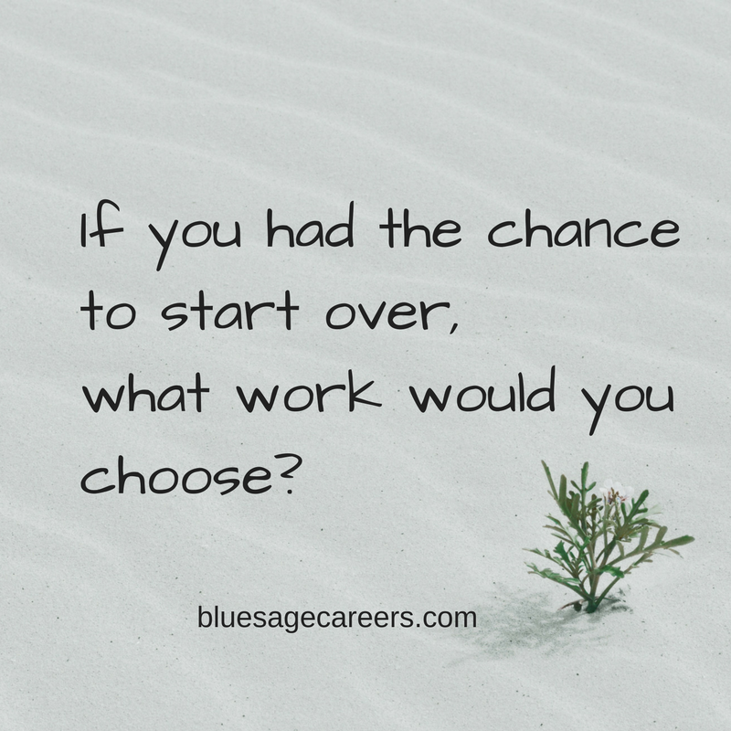 If you had the chance to start over,what work would you choose-.png