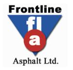 Frontline Asphalt Halifax driveway company