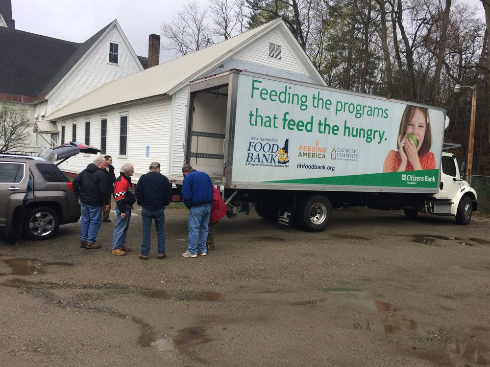 Food Bank Delivery