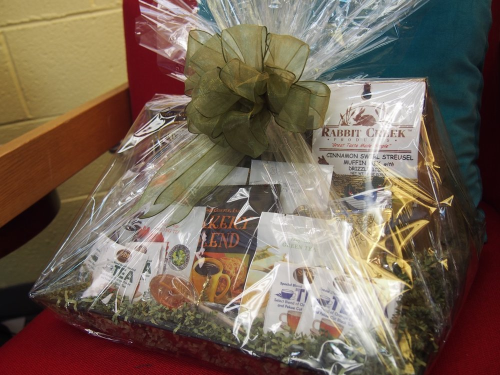 $50 Gift Basket from S&D Coffee & Tea