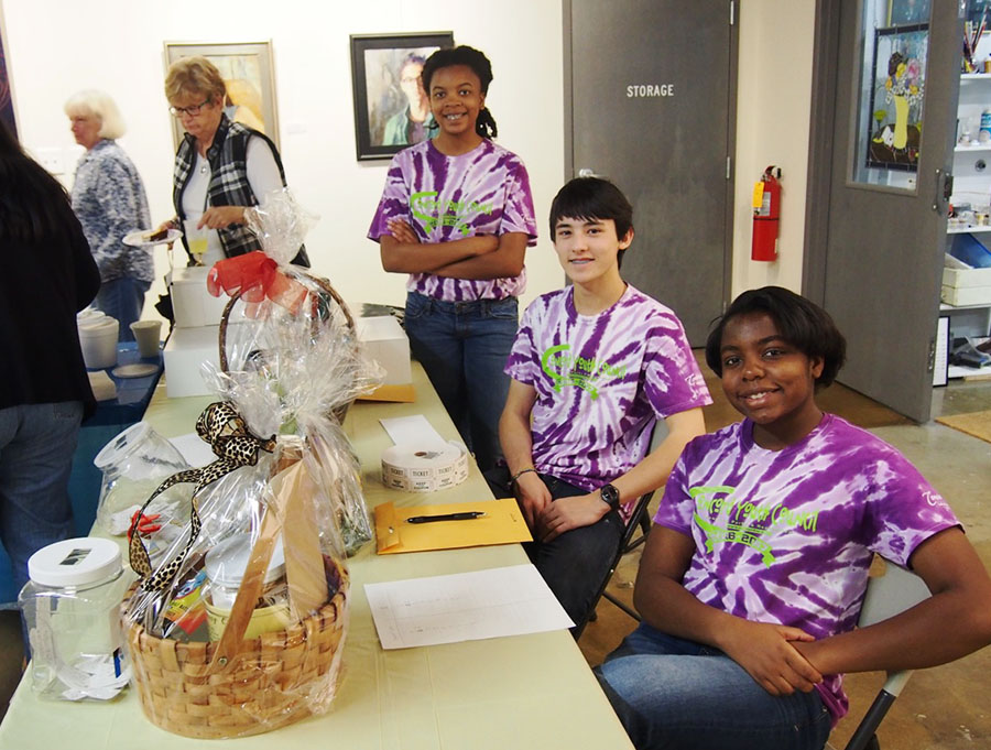 Concord Youth Council Volunteers