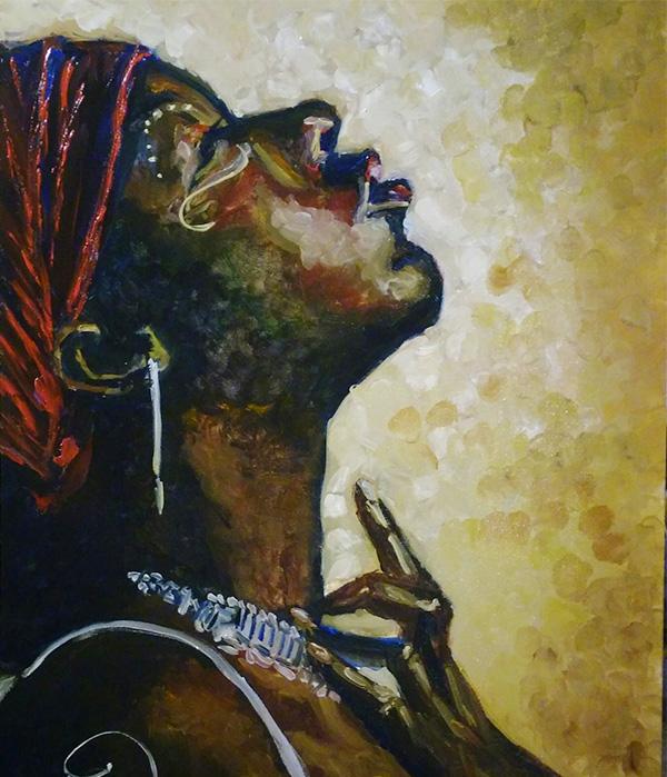 'Tribal Essence' by Kevin Harris