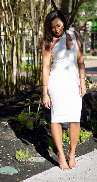 Dress: Missguided US  Makes me feel like a beautiful Magnolia :)