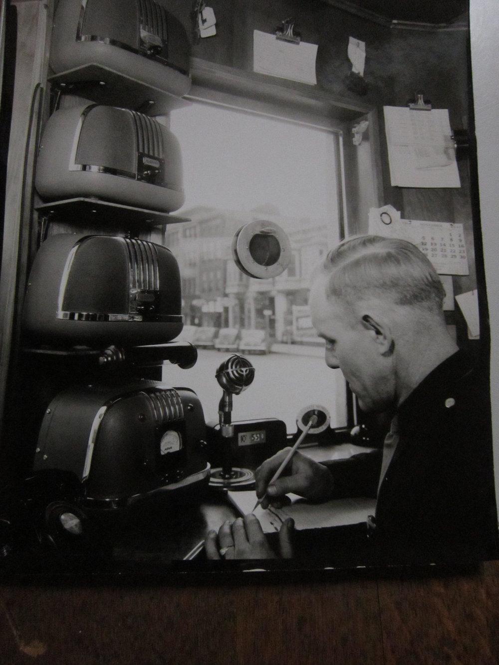 Boooth interior 1940.JPG