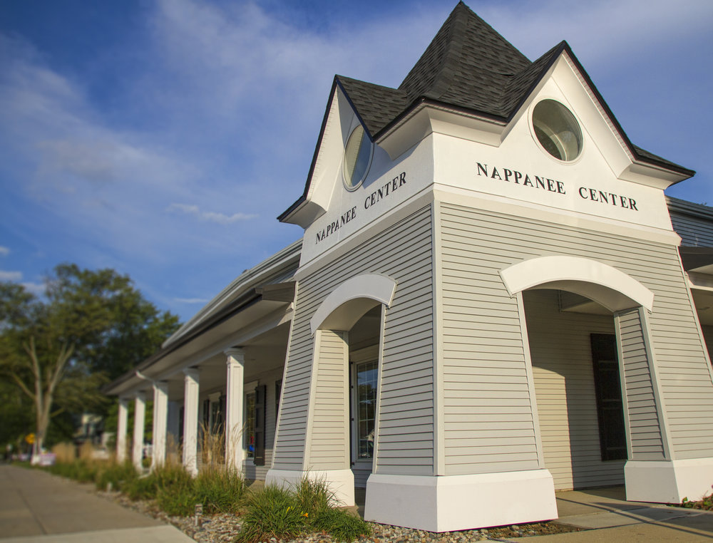 Nappanee Center - 302 W. Market St. Nappanee, IN 46550574.773.7812