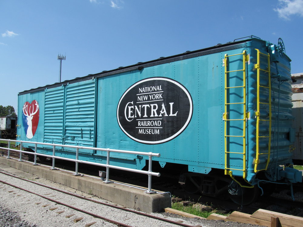 National New York Central Railroad Museum - 721 S. Main St.Elkhart, IN 46516574.294.3001