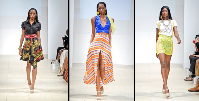Fotos: Africa Fashion Week New York