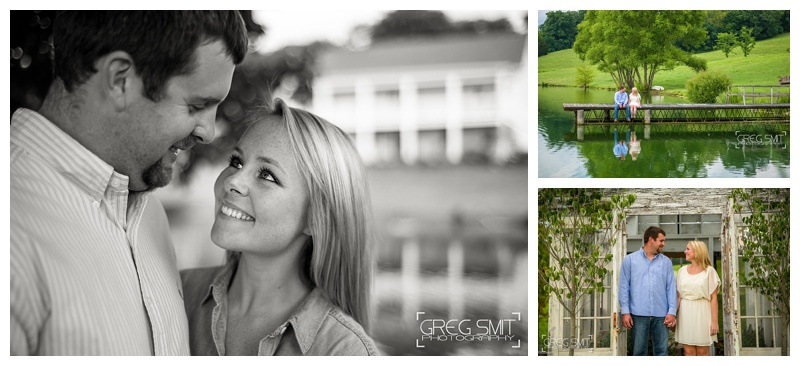 Mint Springs Farm Engagement Nashville Wedding Photographer 2