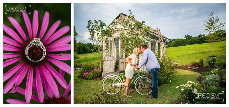 Mint Springs Farm Engagement Nashville Wedding Photographer 3