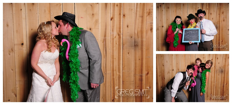 Greg Smit Photography Nashville wedding photographer Mint Springs farm Photobooth 1