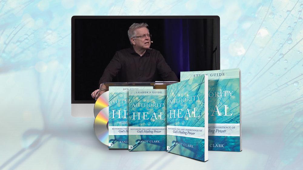 Authority to Heal — Destiny Image e-courses