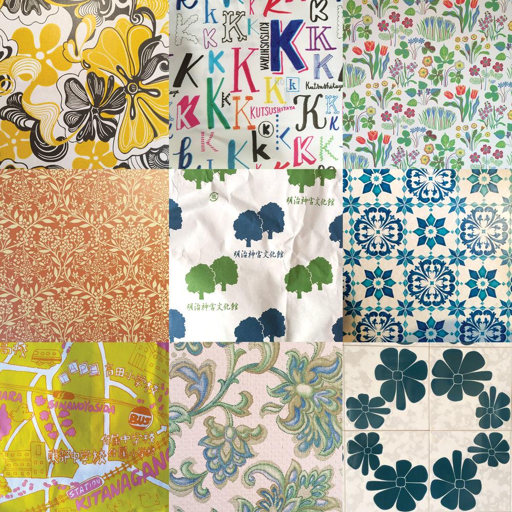 Japan-Patterns