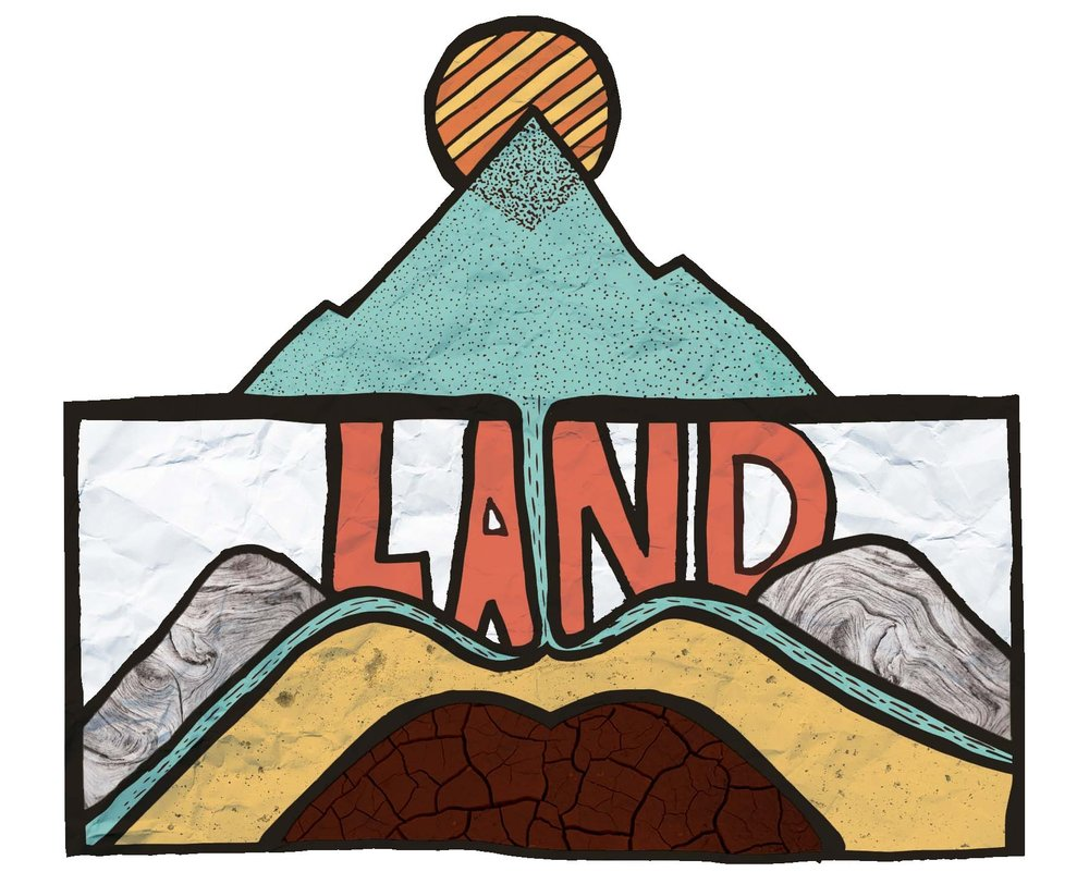 This week, I worked on this fun submission for  Misadventures Magazine . The theme was, you guessed it, land. One thing I want to do more of,is submitting my work for contests and submissions in order to create more outlets to share my art.