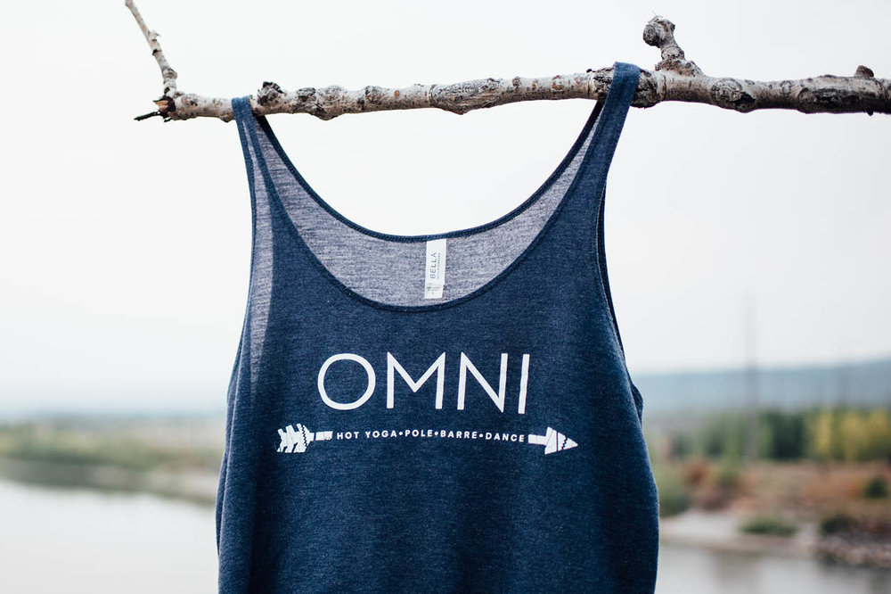 Client:  Omni Tahoe - Hot Yoga, Barre, Dance