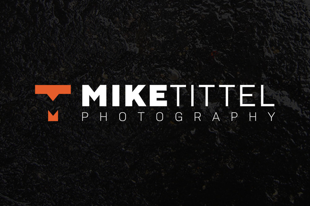 Client:  Mike Tittel Photography Logo & Branding