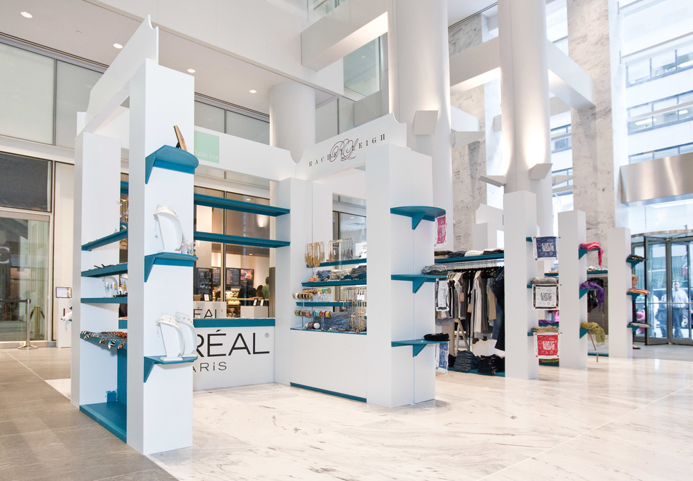 "L'Oréal ""Ovarian Cancer Awareness"" pop-up sample sale & silent auction"