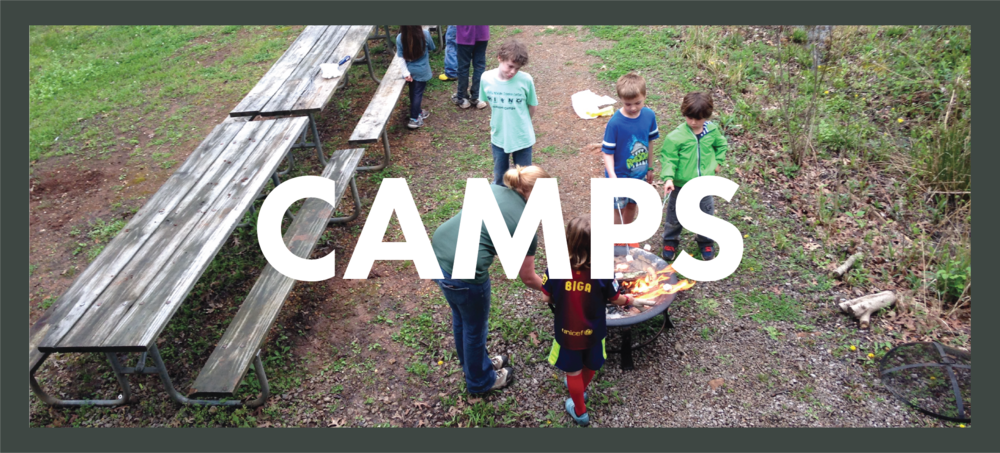 Find information about Spring Break and Summer Camps here