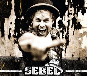 """Sebel """"Scheiss auf die Disco"""" EP (2011)"""