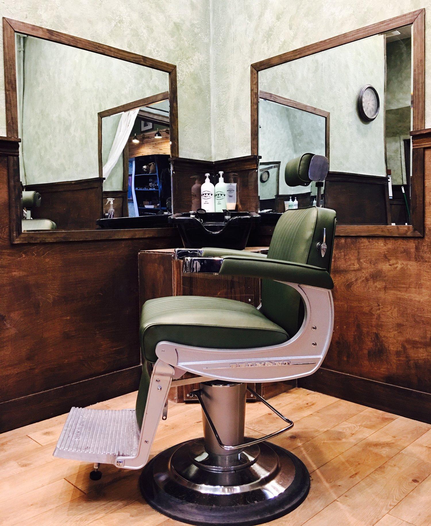 FELLAS Haberdashery and Salon