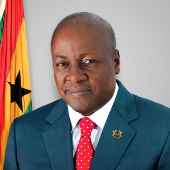 """This is not the time to let our guard down. This is the time we should be stepping up our responses to get to the end of AIDS.""    John Dramani Mahama, President of Ghana"