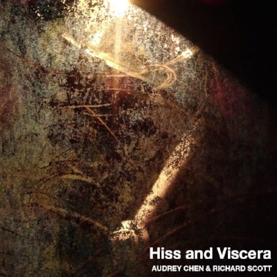 HISS AND VISCERA: AUDREY CHEN (voice) & RICHARD SCOTT (modular synthesizer)                                                 SOUND ANATOMY 2016