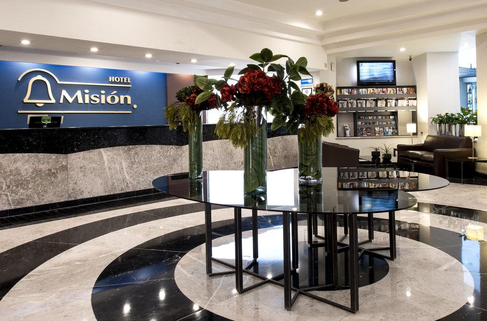 HOTEL MISIÓN TOREO