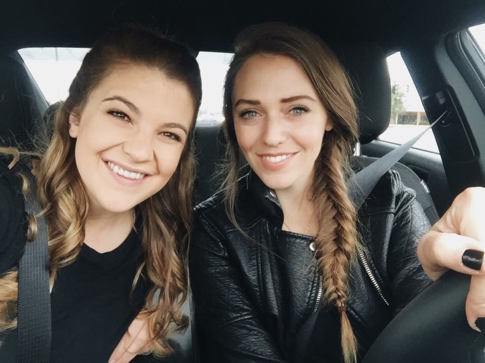 Emily and Sara leaving salt lake city