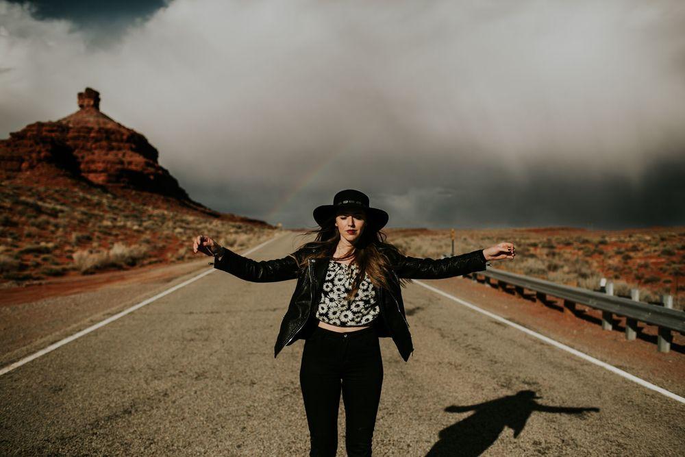 Sara's Rainbow // Monument Valley, AZ; Photo: EMily magers