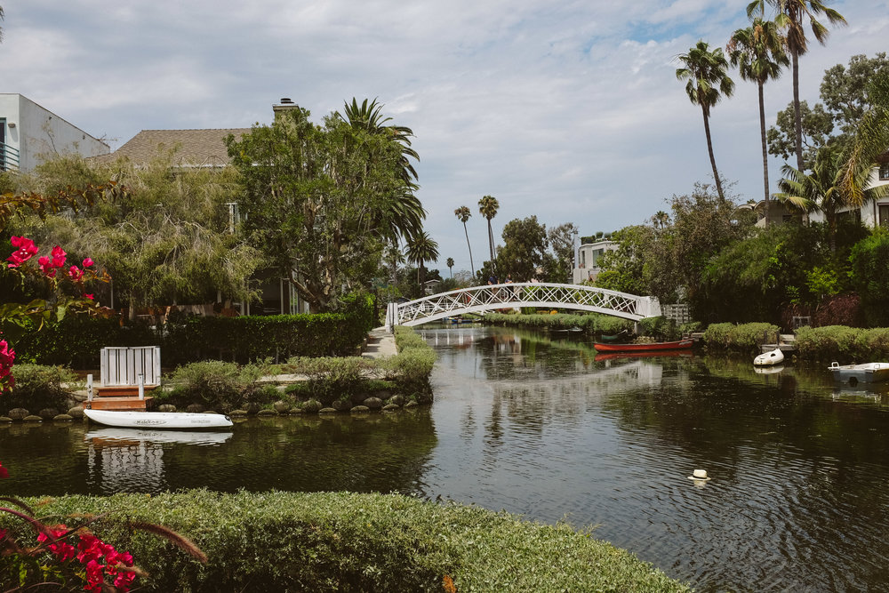 Venice Canals ; Venice, CA
