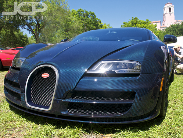bugatti veyron super sport blue st petersburg florida car. Black Bedroom Furniture Sets. Home Design Ideas