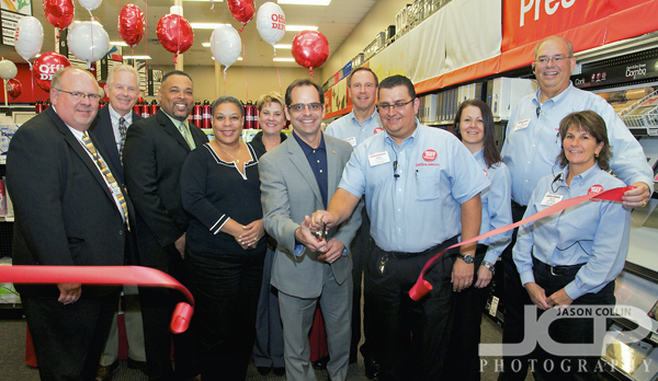 Ribbon Cutting Ceremony Event For A New Office Depot Location In St.  Petersburg   Nikon D300 Tamron 17 50mm @ F/8 ISO 800 1/60th Nikon SB 800  Speedlight ...