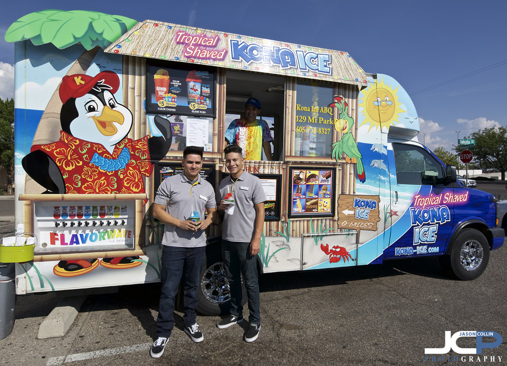 Sprint employees got their Kona Ice too! - Nikon D750 with Tamron 15-30mm f/2.8 @ f/11 1/250th ISO 100