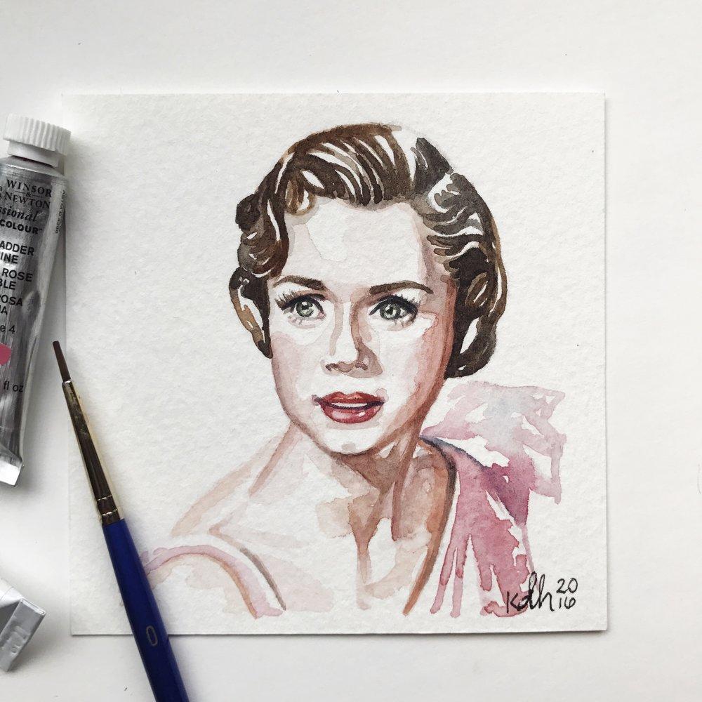 Debbie Reynolds [4x4]