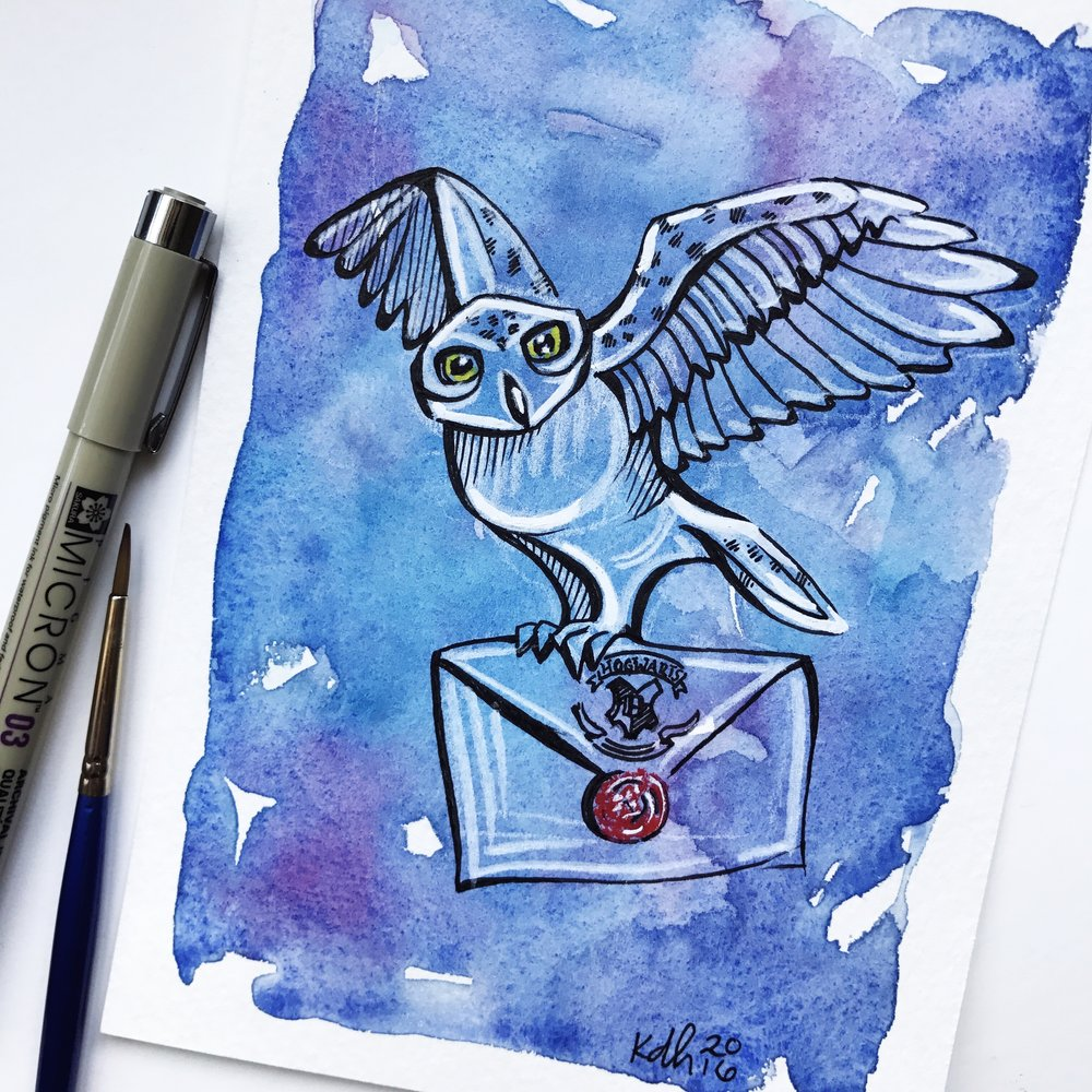 Hedwig [5x7]