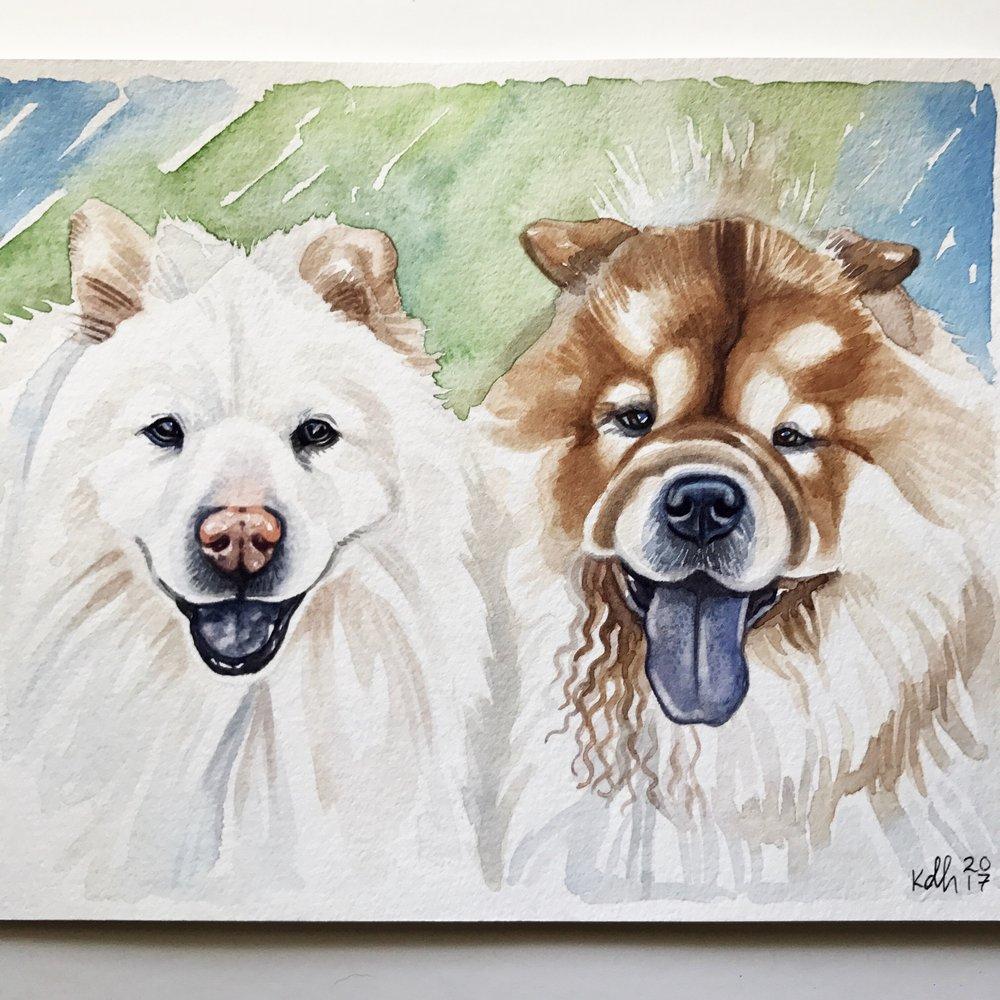 Brooke-Lynn & Roxy [8x10]