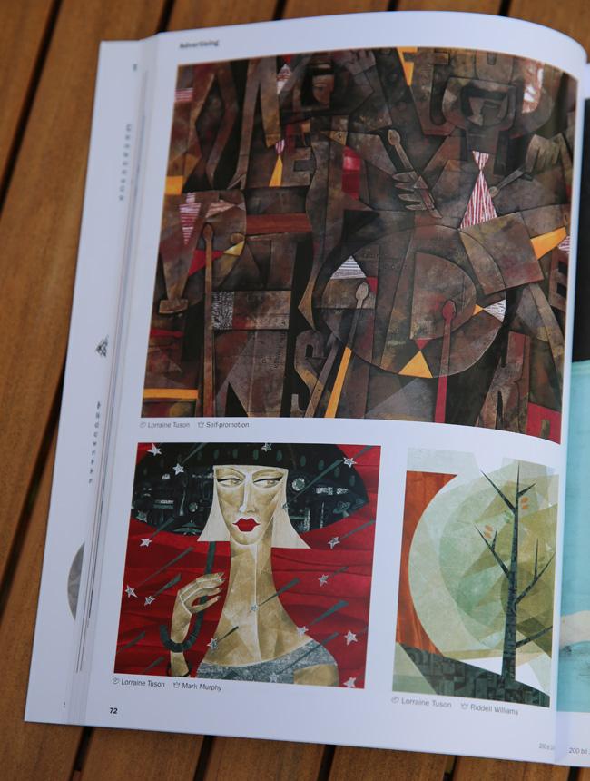 Scott Hull Associates Lorraine Tuson Lürzer 200 Best Illustrator WorldWide