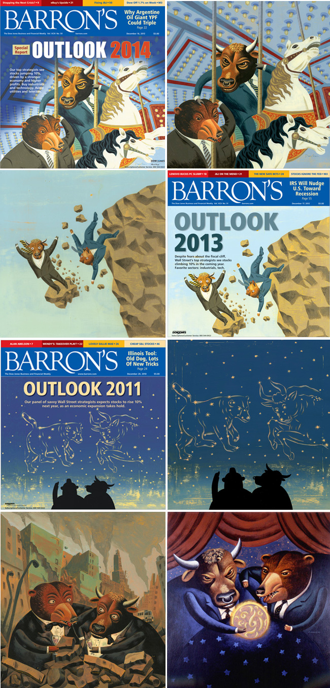 Scott Hull Associates Curtis Parker for Barrons