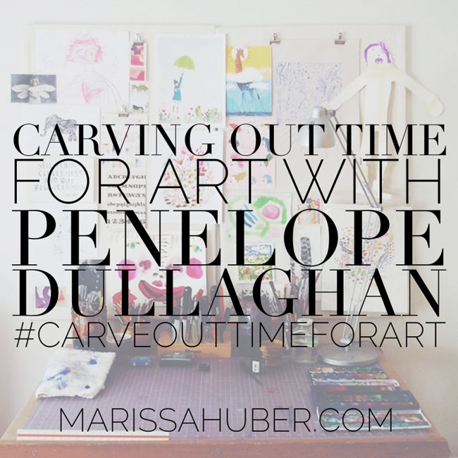 Penelope Dullaghan from Scott Hull Associates shares her process of carving out time