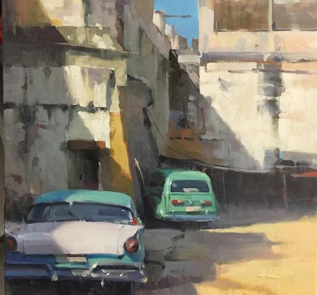 Larry Moore from Scott Hull Associates, Cuba Old Havan