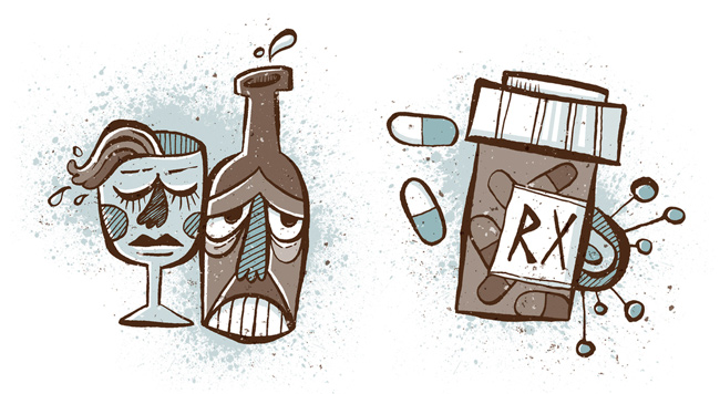 Von Glitschka from Scott Hull Associates Intoxication of Adults, Prescription Drug Problems